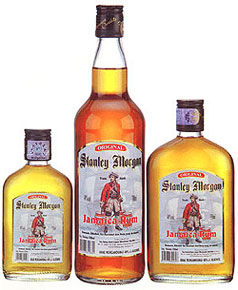 Rum Stanley Morgan Jamaica Rum
